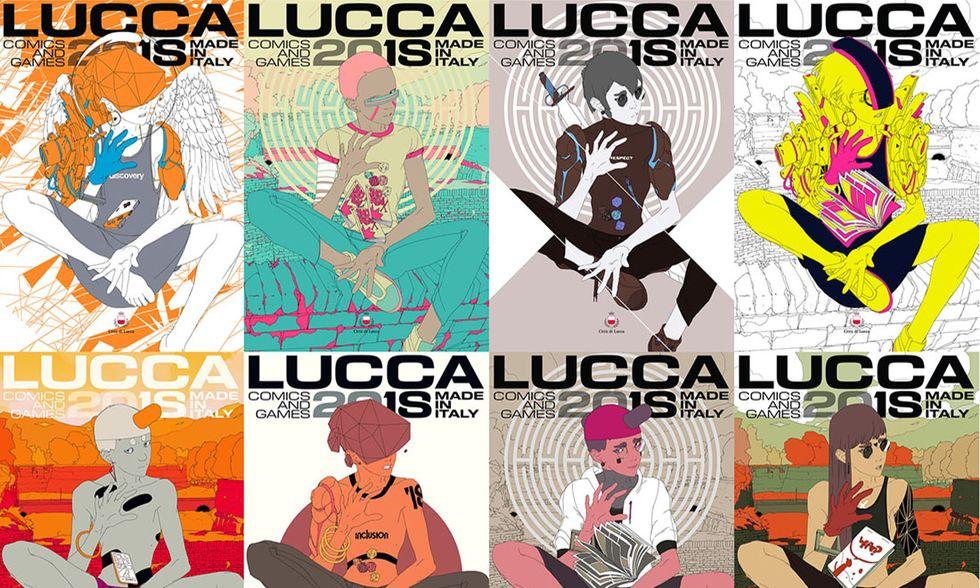 Lucca Comics 2018: ospiti, mostre e fumetti da non perdere