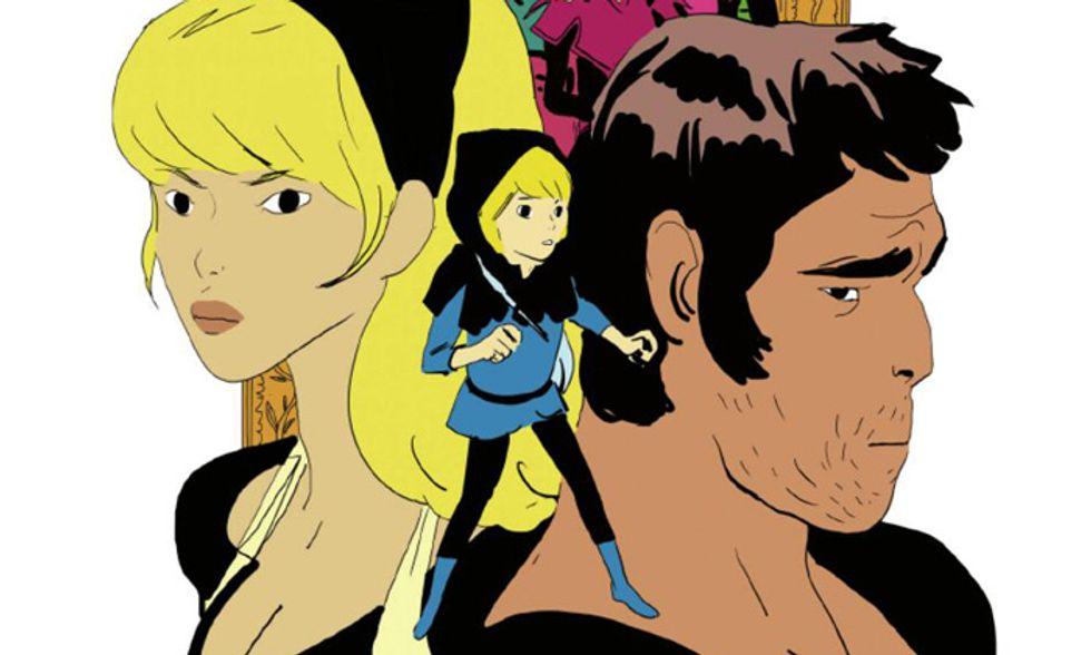 """Last Man"": Bastien Vivès parla della sua saga a fumetti"