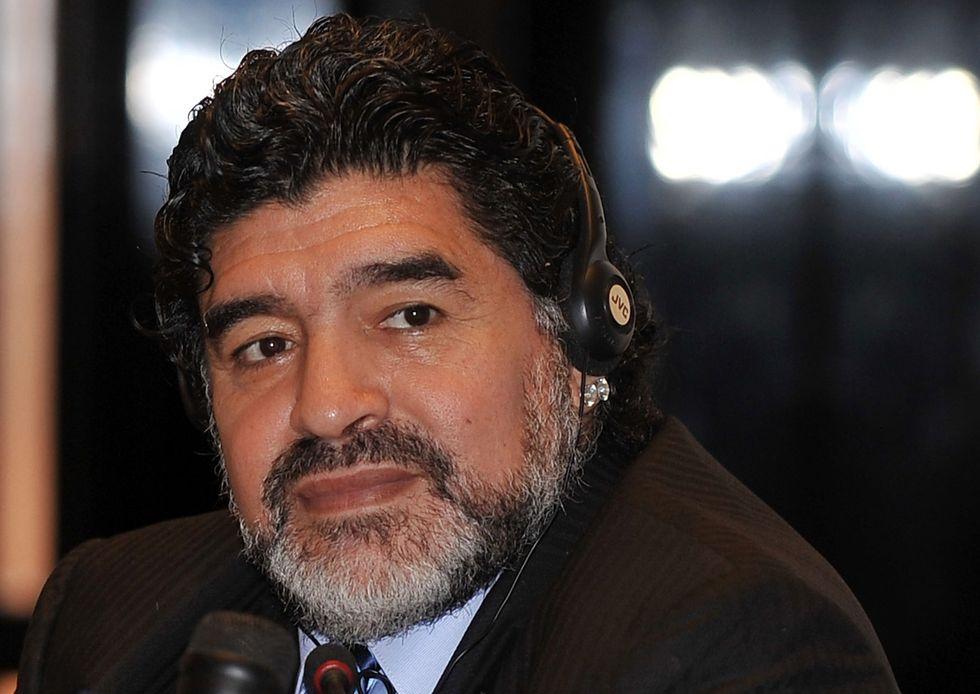 """La svolta di Maradona: """"Pronto a candidarmi alla presidenza Fifa"""""""