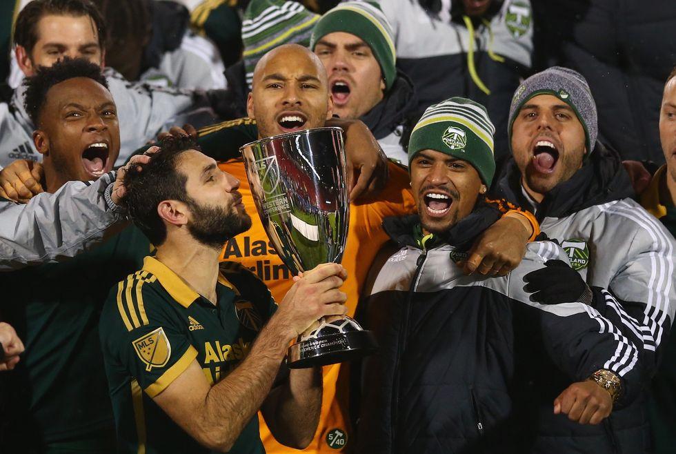 I Portland Timbers vincono la MLS 2015, negli Usa è boom del calcio