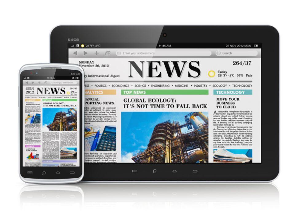 I magazine alla sfida del digitale