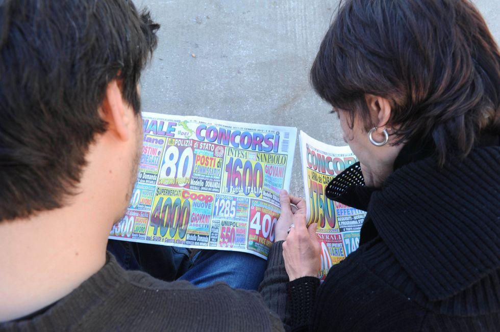 Istat: risale il tasso di disoccupazione tra i giovani