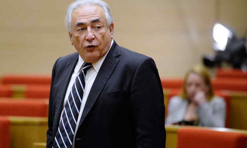 A Berlusconi non pronunciate il nome di Strauss-Kahn