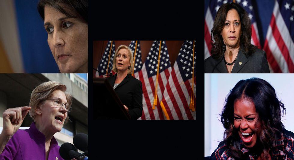 Effetto #MeToo: ecco le donne che sfidano Trump alla Casa Bianca