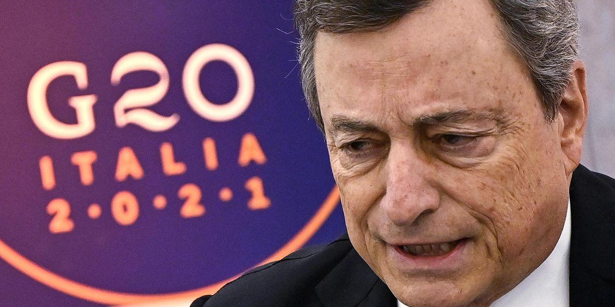 draghi greenpass covid tamponi vaccini trieste porto politica economia