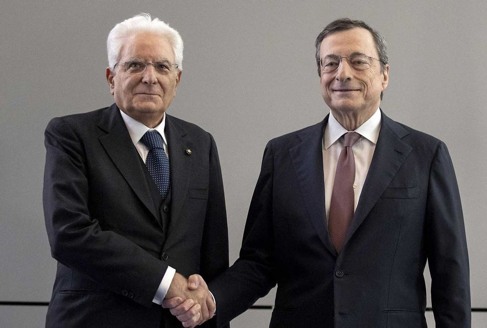 Draghi-Mattarella