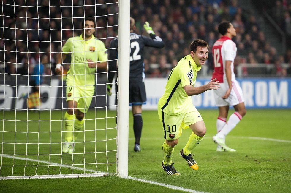 Messi, 71 volte fenomeno