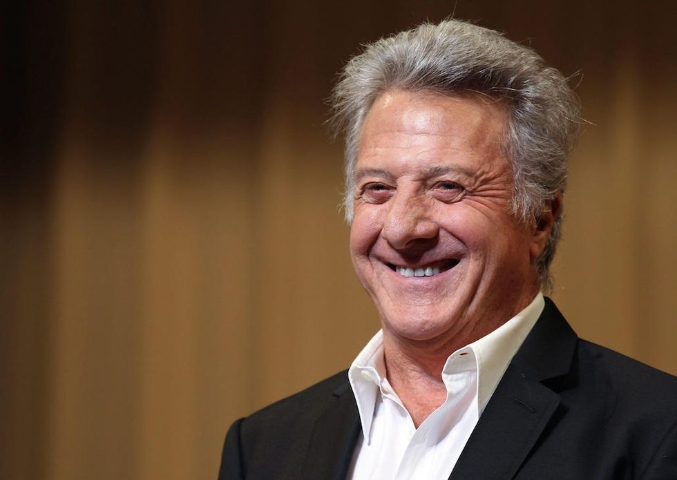 Dustin Hoffman I Medici