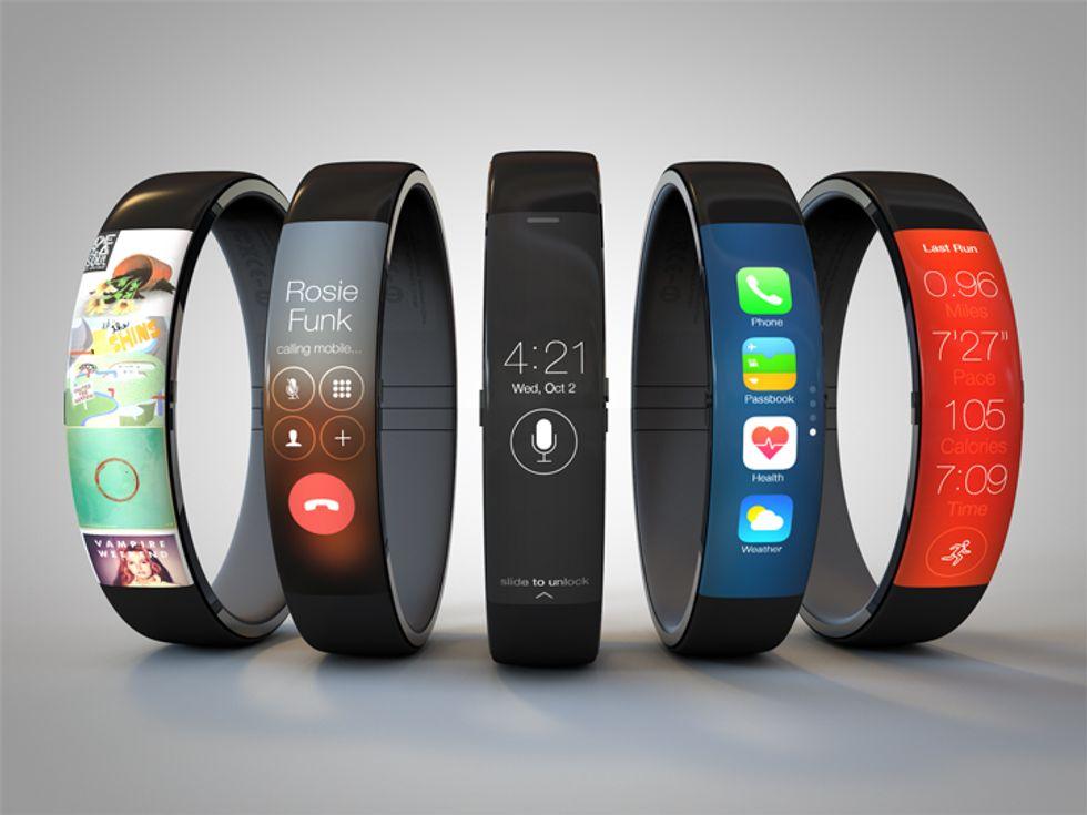 Con l'iPhone 6 arriva pure lo smartwatch di Apple