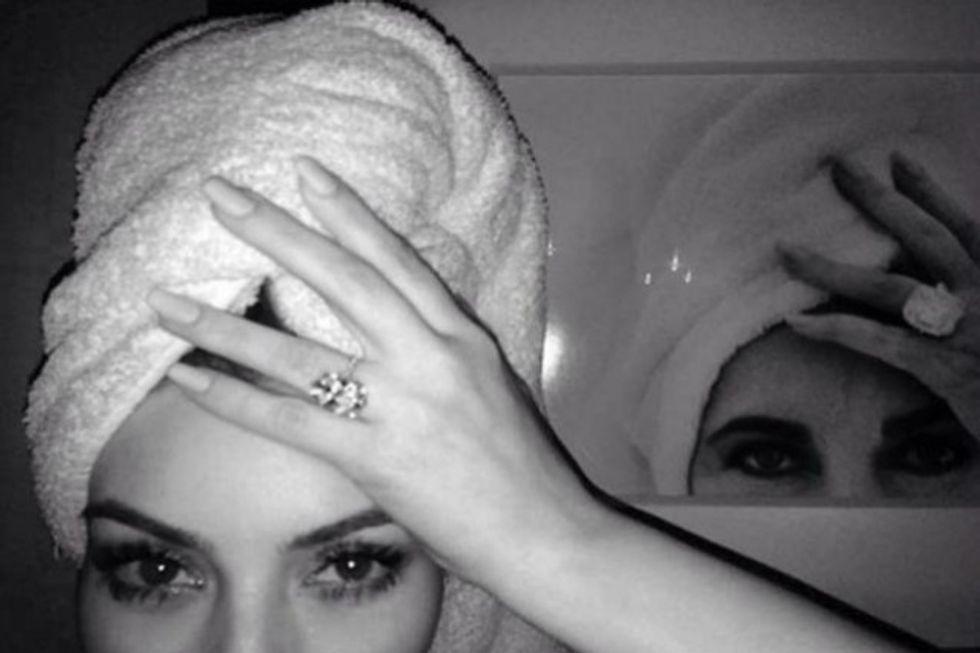 "Nuova gaffe per Kim Kardashian: ""Io come Liz Taylor"""