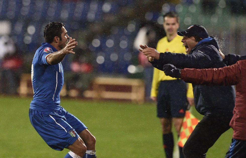 E l'oriundo Eder salva l'Italia di Conte