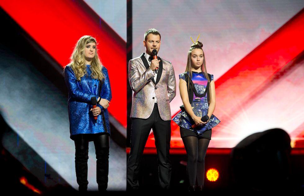X Factor 9 Eleonora Anania