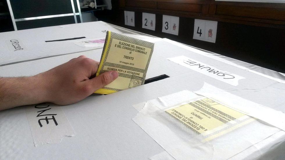 Elezioni comunali in Trentino: i risultati