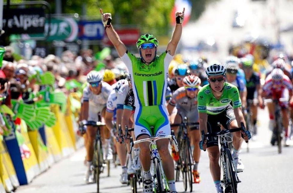 Ho vinto al Giro (del Delfinato)