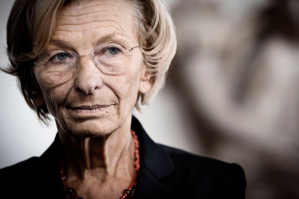 Emma Bonino ha un tumore al polmone