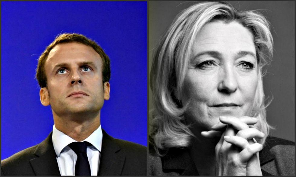Macron-Lepen, elezioni francia