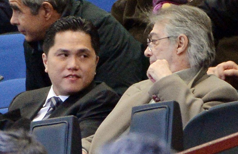 "RETROSCENA - Moratti spinge Thohir: ""Devi prendere Lavezzi"""