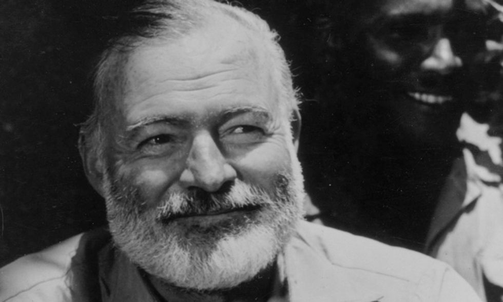 I consigli di lettura di Ernest Hemingway