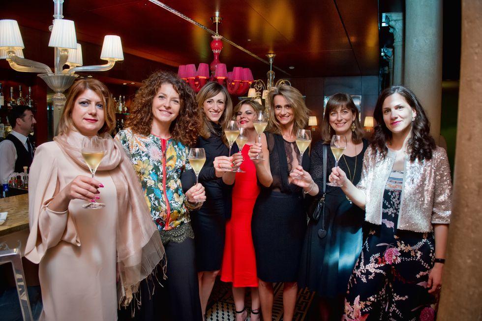 Le feste vip della settimana, il nuovo ristorante di Borghese e le novità di Hellman's