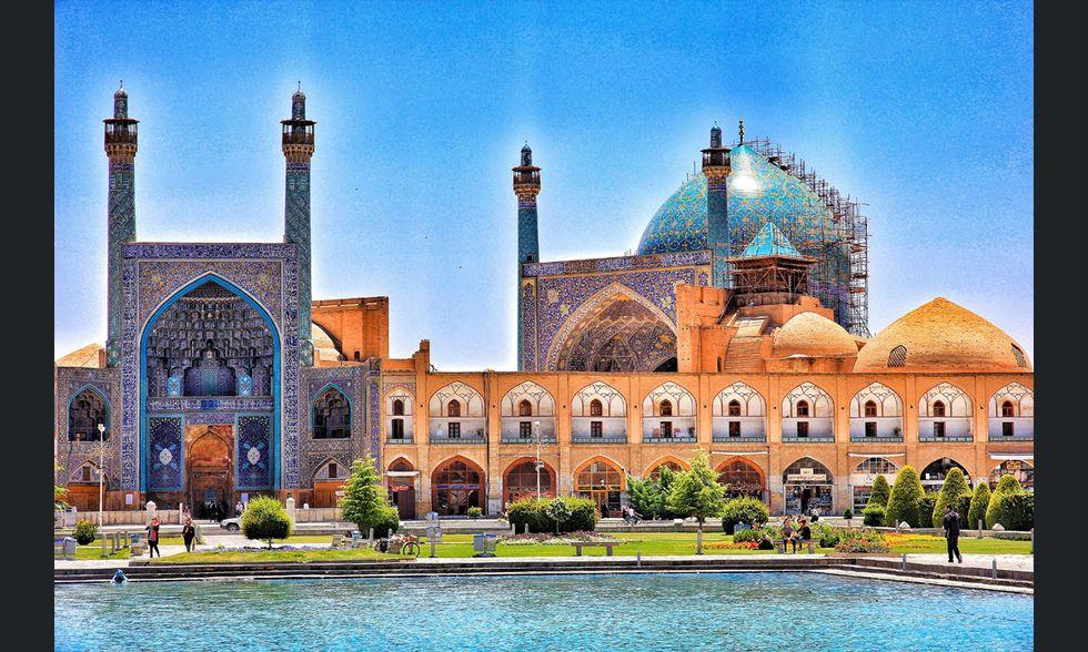Esfahan, Iran - Christian Lindgren