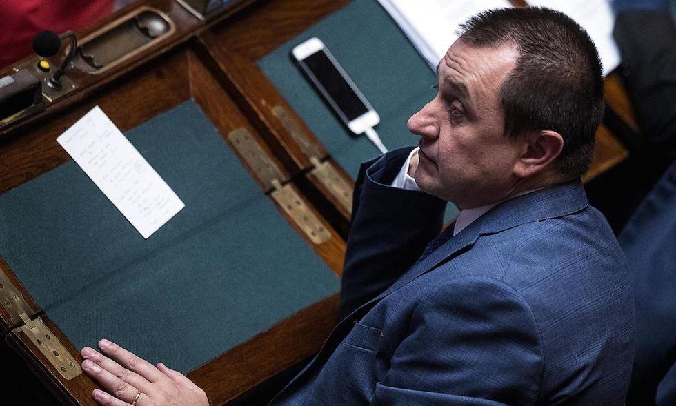 Ettore Rosato Pd legge elettorale