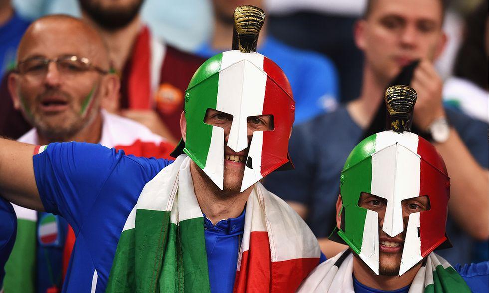 Euro 2016: Italia - Irlanda