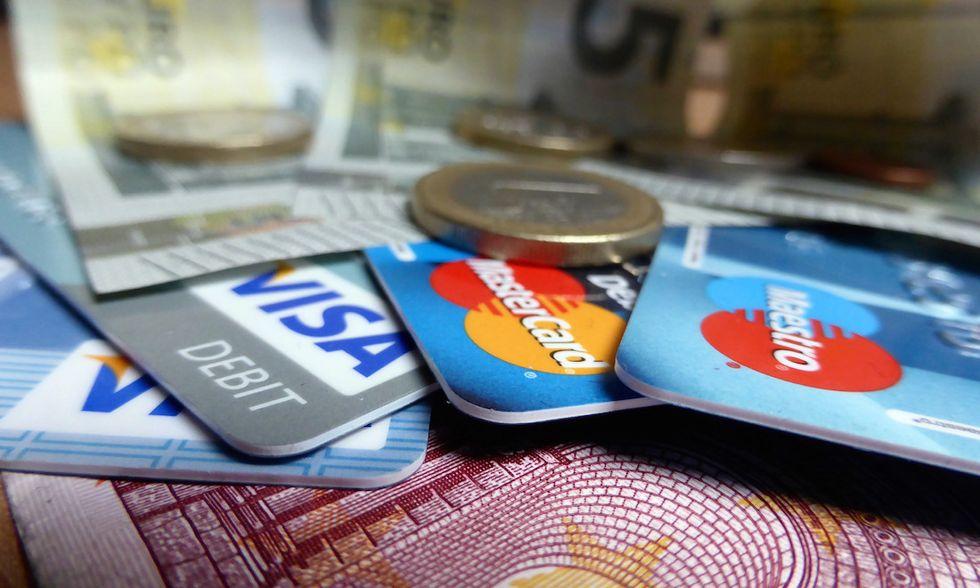 euro carte credito truffa