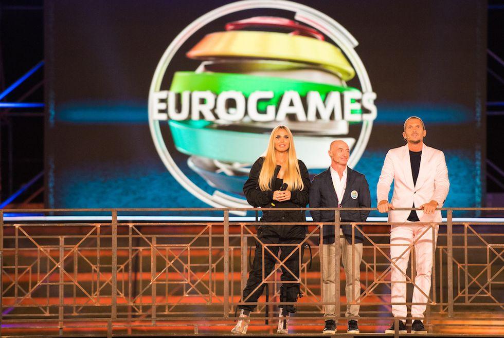 Eurogames Ilary Blasi