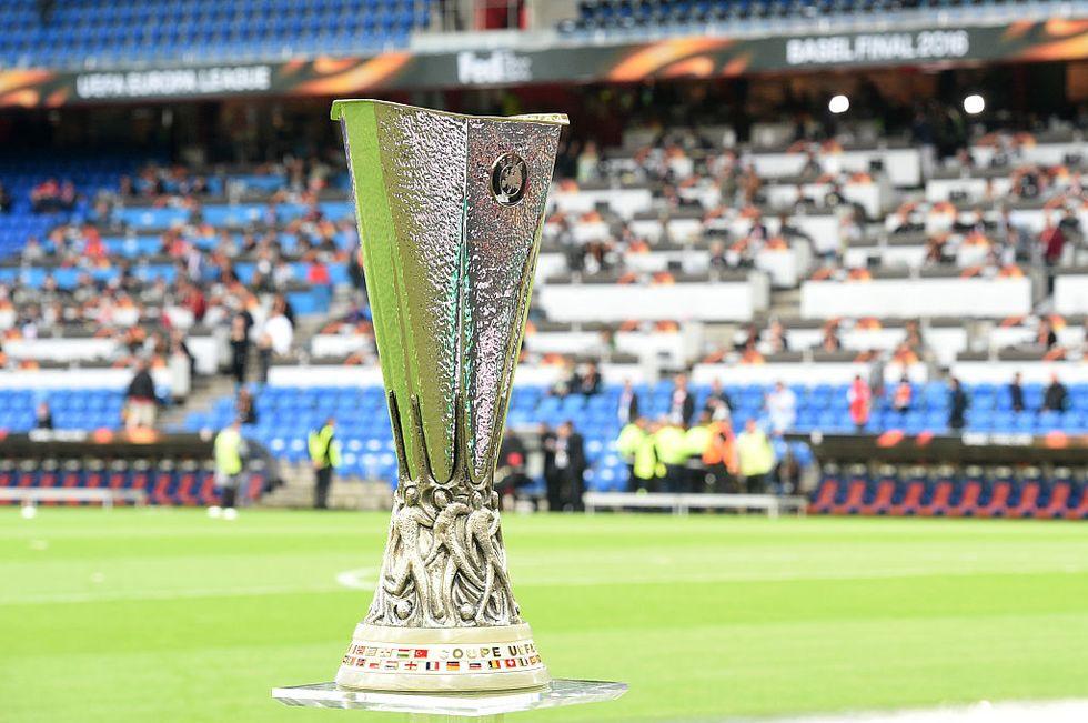 Europa League 2016-2017 sorteggio
