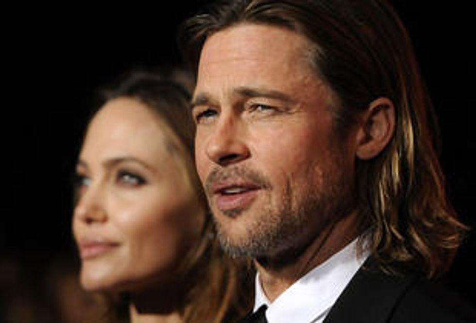 Brad Pitt e Angelina Jolie, una grande storia d'amore