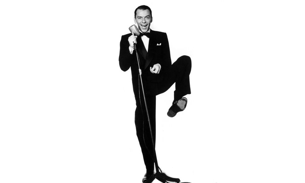 Frank Sinatra, The Voice