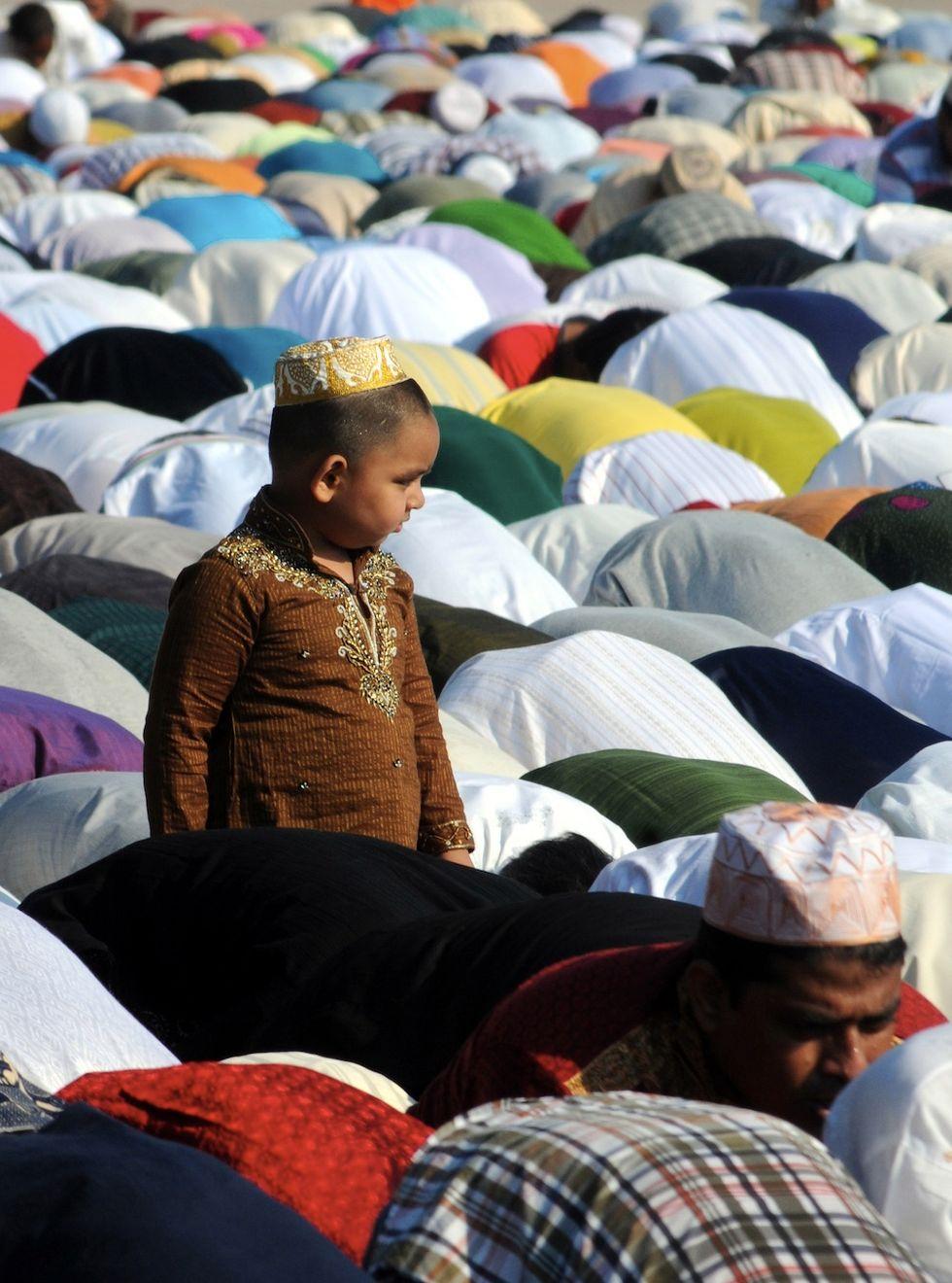 Scene da un Ramadan