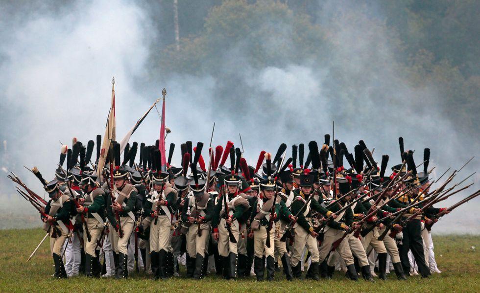Le foto della battaglia di Borodino, 200 anni dopo