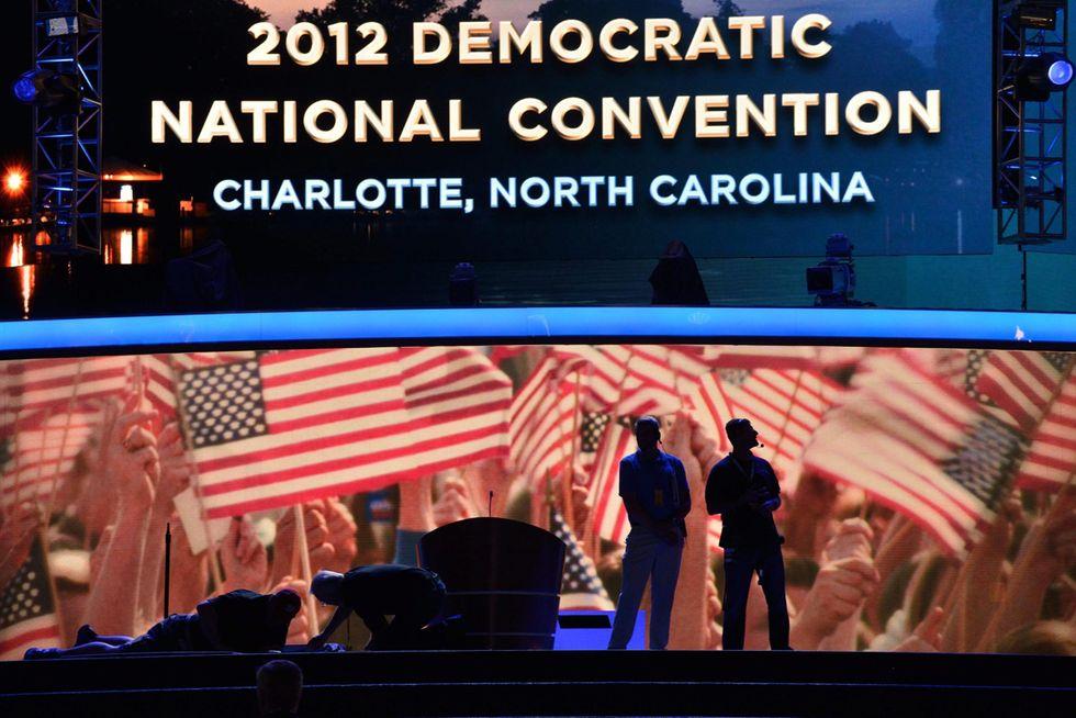 USA 2012: la Convention Democratica a Charlotte