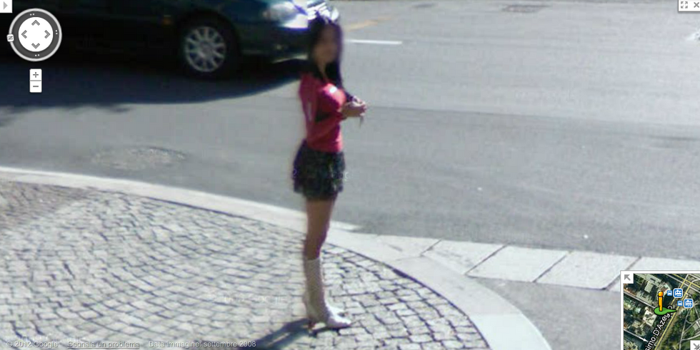Foto: la strana Italia di Google Street View