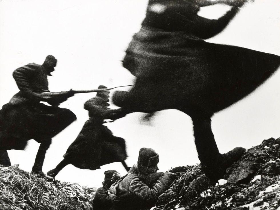 Fotografie di guerra: 165 anni al fronte