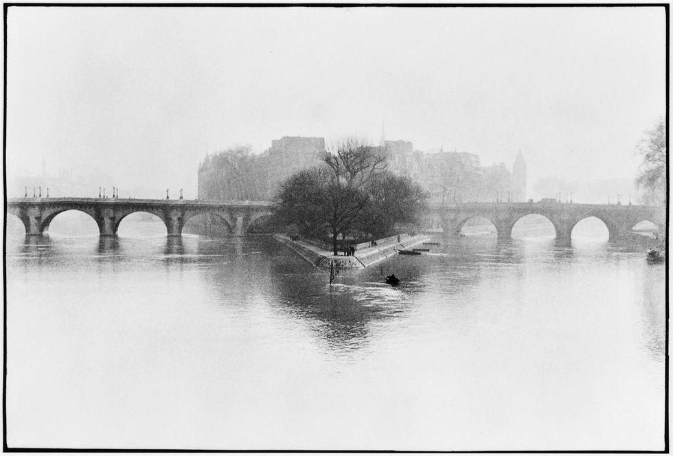 Da Cartier-Bresson a McCurry, gli scatti della meraviglia