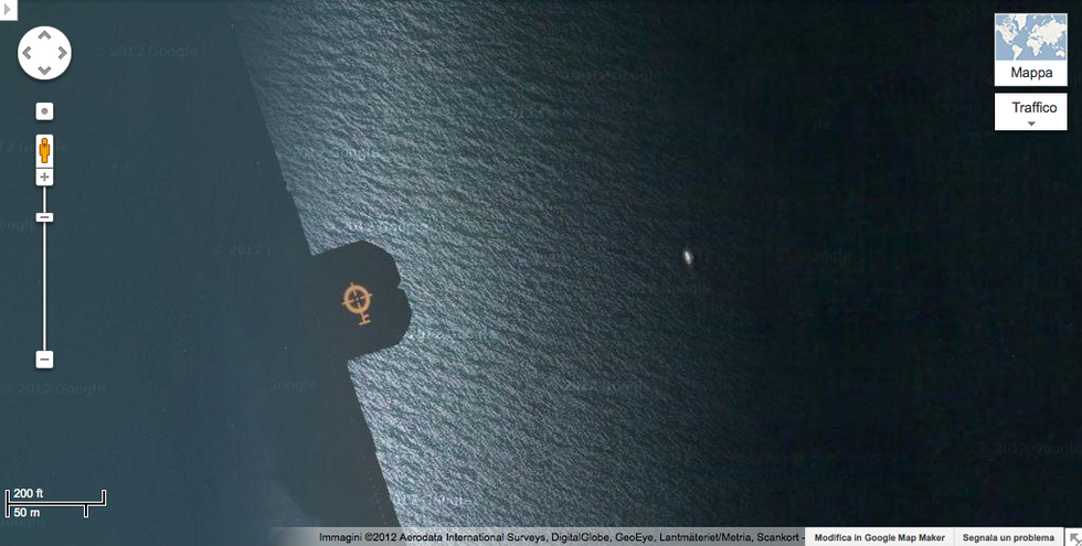 Google Maps: le foto dei luoghi misteriosi