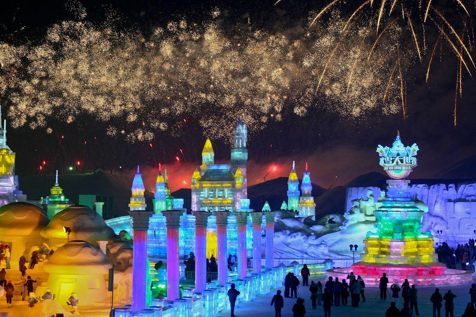 Harbin, Cina: il paese delle meraviglie (di ghiaccio)