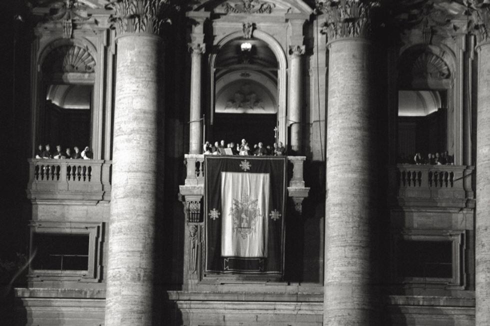 In attesa del Conclave