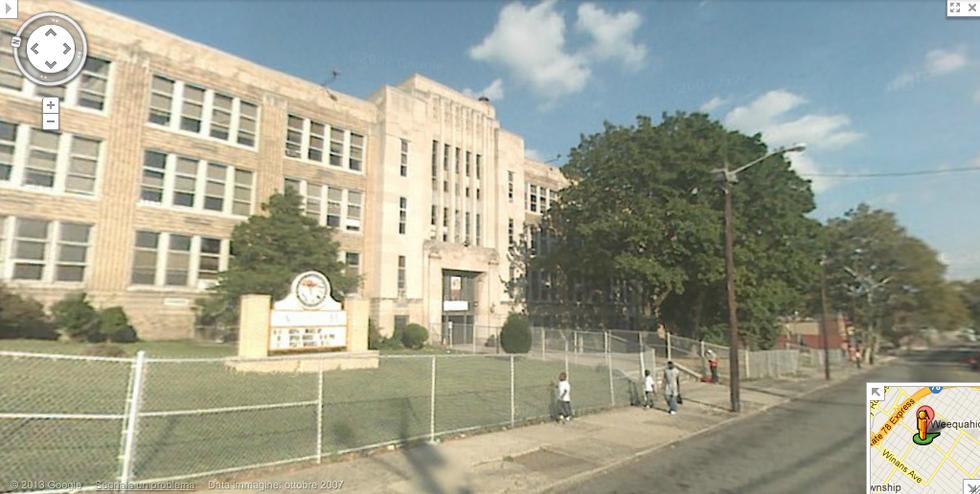 Google Street View: la Newark di Philip Roth