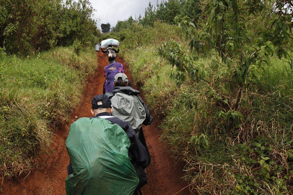 Alla conquista del Kilimangiaro - Foto Reportage