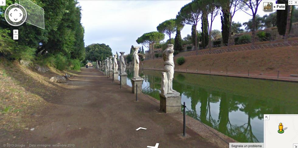Google Street View: viaggio tra le bellezze d'Italia