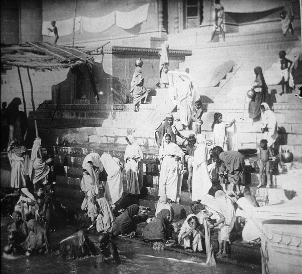 L'India dell'Impero Britannico in foto