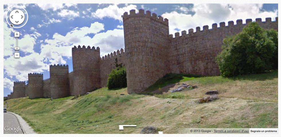 Con Google Street View tra le meraviglie dell'Unesco