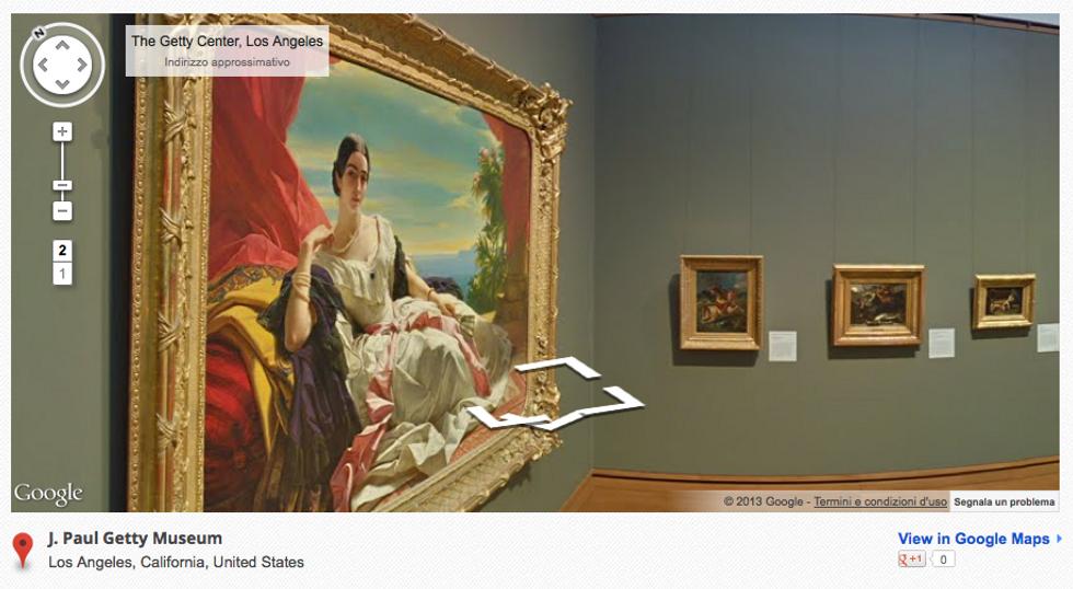 Google Street View: i musei più belli del mondo