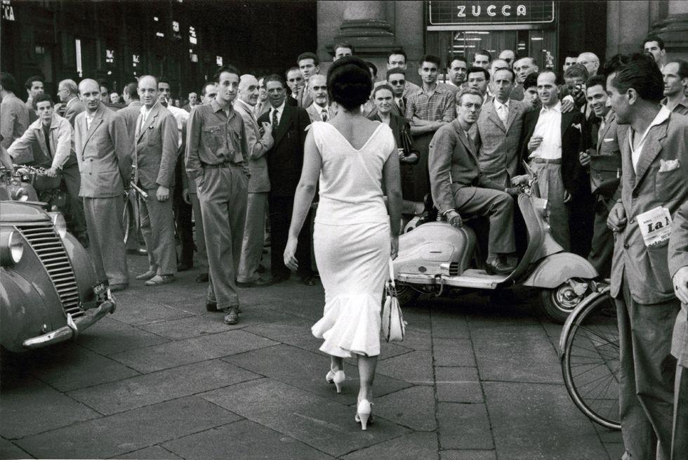 Addio a Mario De Biasi, maestro della fotografia