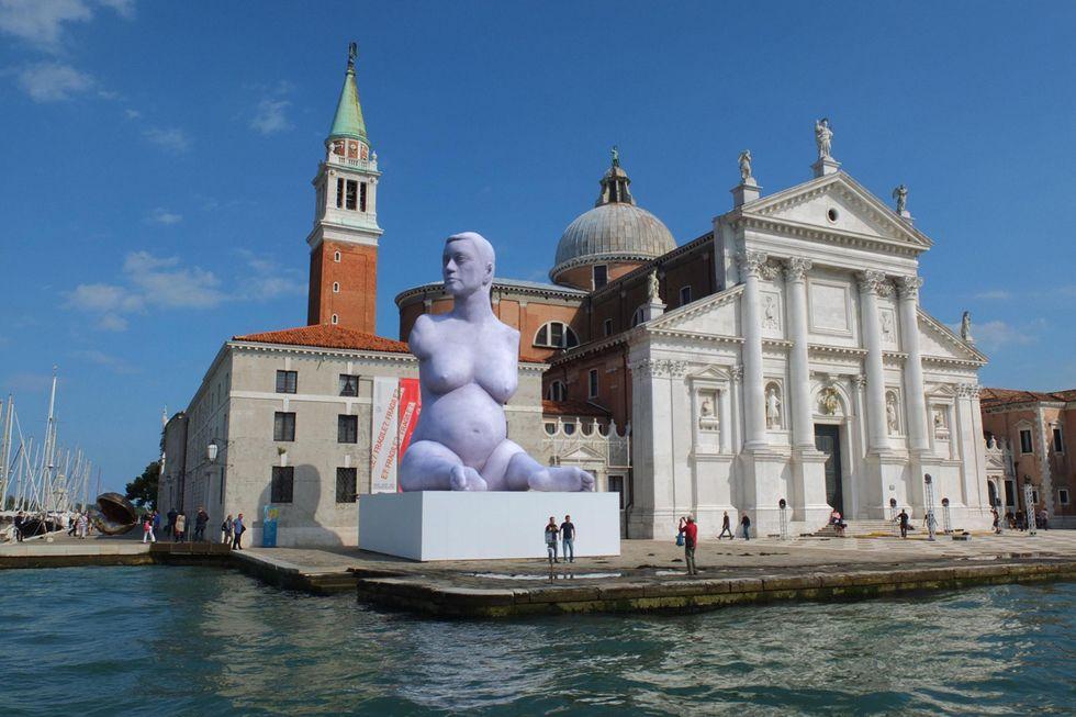 Marc Quinn a Venezia e altre foto del giorno, 27.5.13