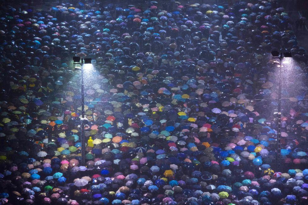 L'anniversario di piazza Tienanmen e altre foto del giorno, 4.6.13