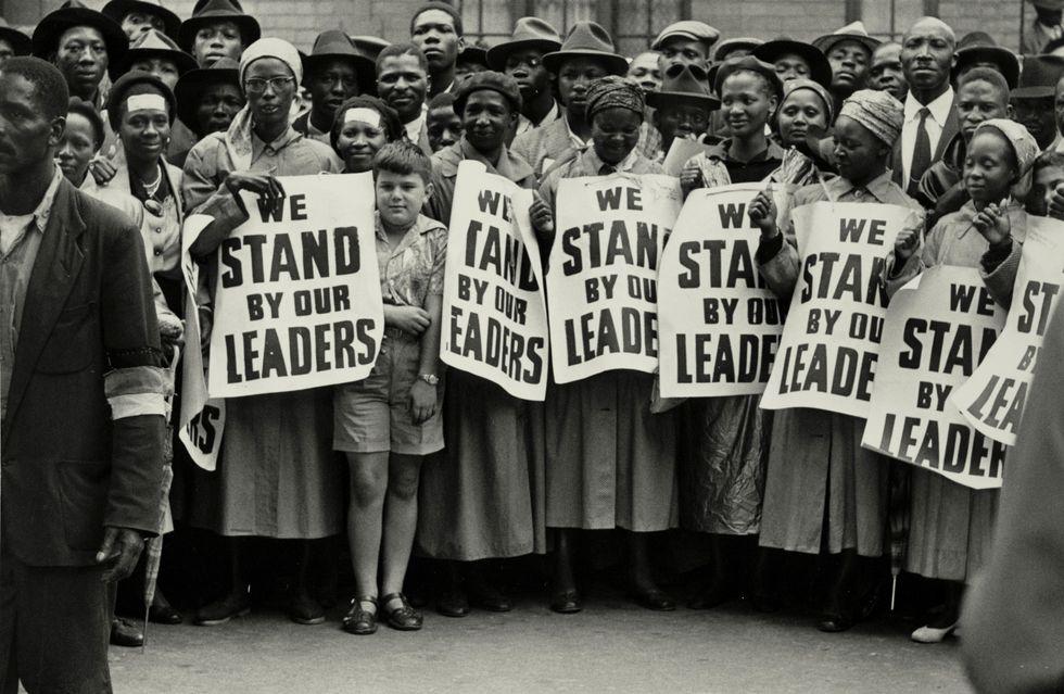 Apartheid e razzismo in mostra al PAC